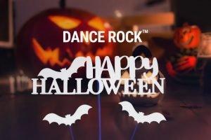 Dance rock Halloween party