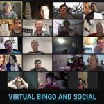 Virtual Bingo and Social Event