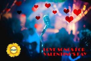 valentine day karaoke
