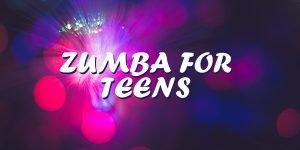 Zumba for teens